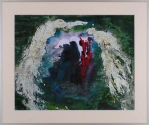 Schilderij Marlies Foede
