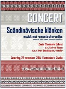 Poster ZSO 22 november